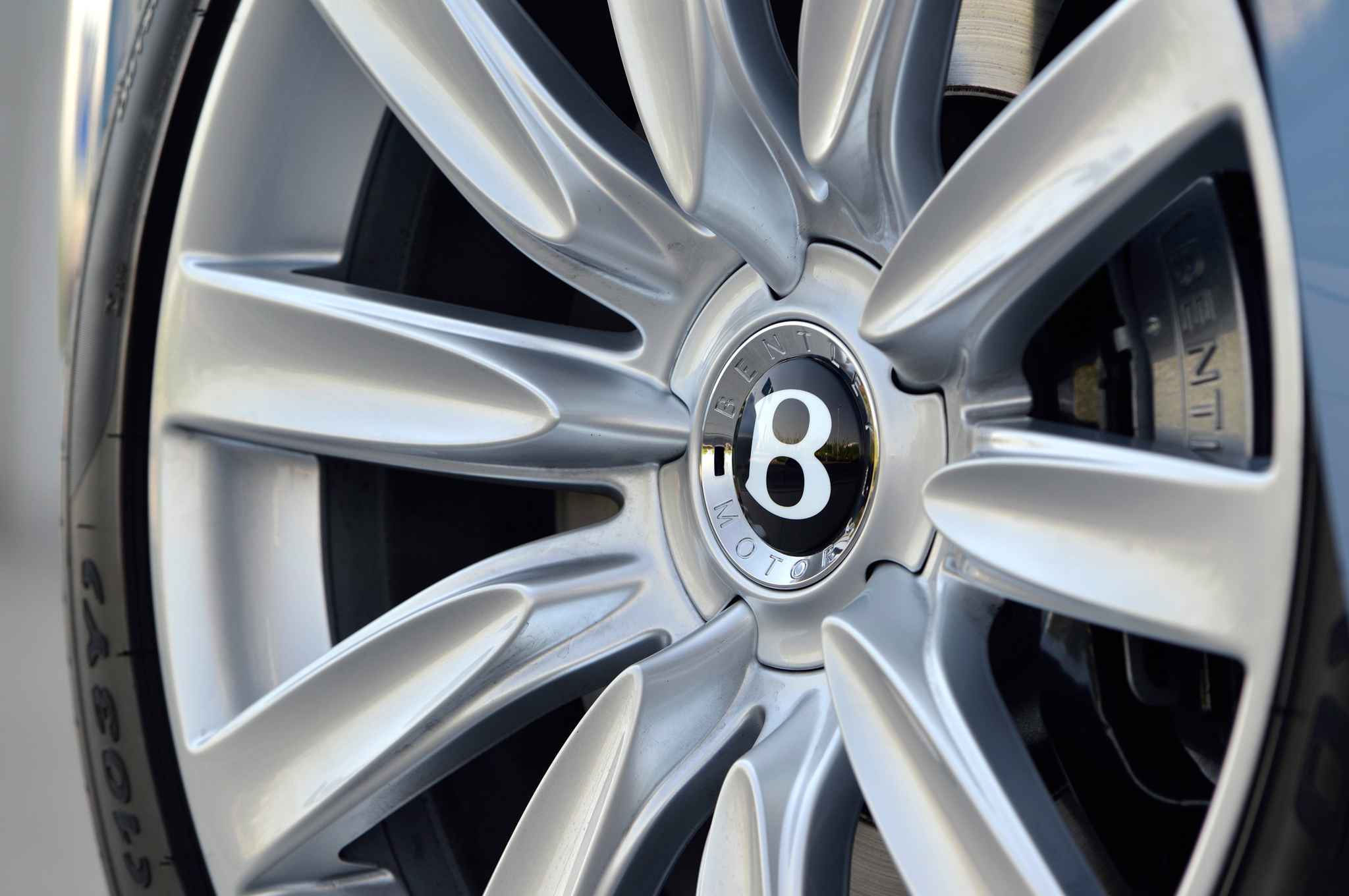 Bentley Flying Spur wheels #2