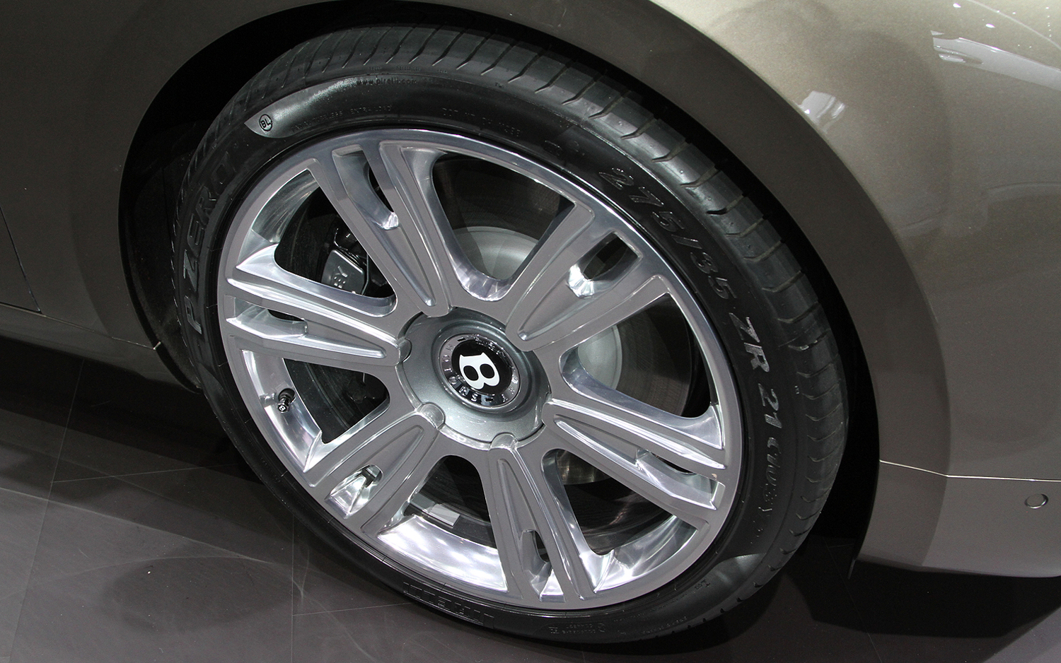 Bentley Flying Spur wheels #3