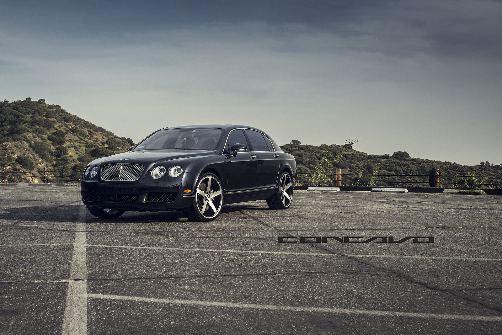 Bentley Flying Spur wheels #4