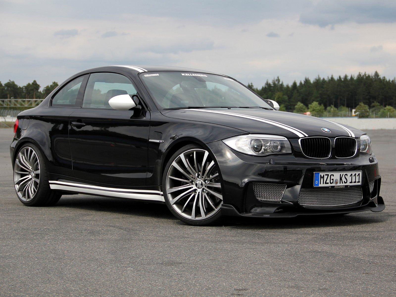 BMW 1 Series black #2