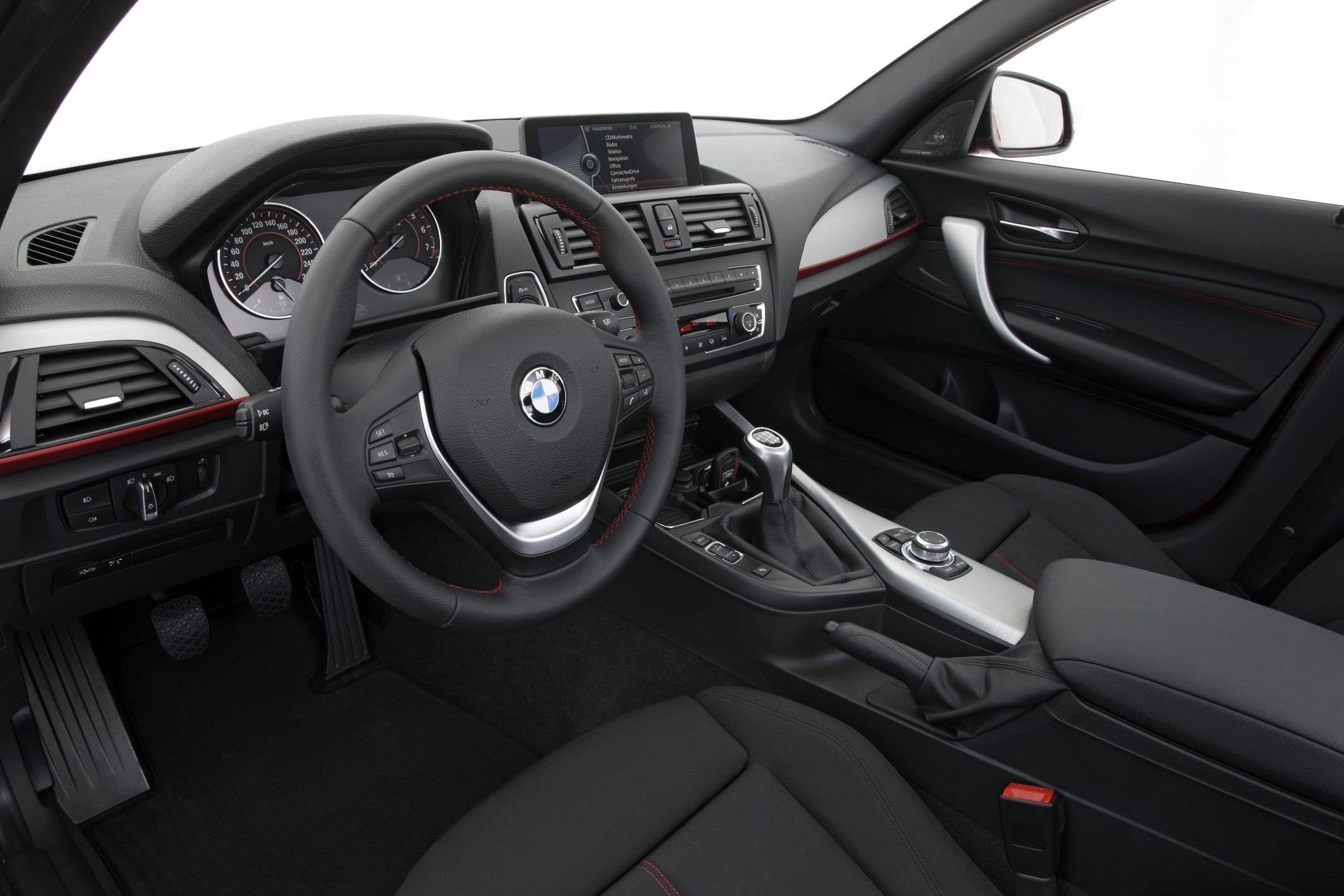 BMW 1 Series interior #1