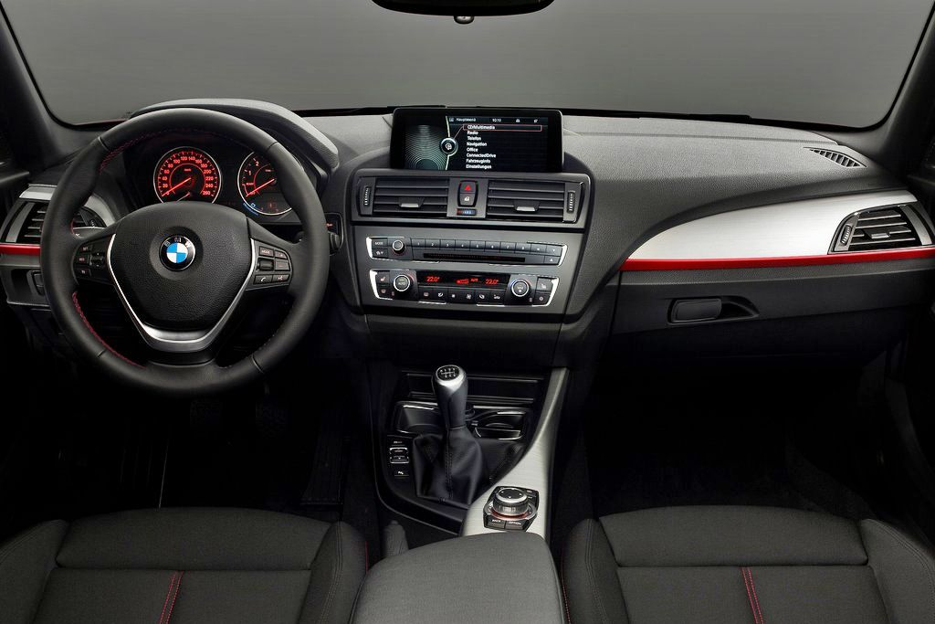 BMW 1 Series interior #2