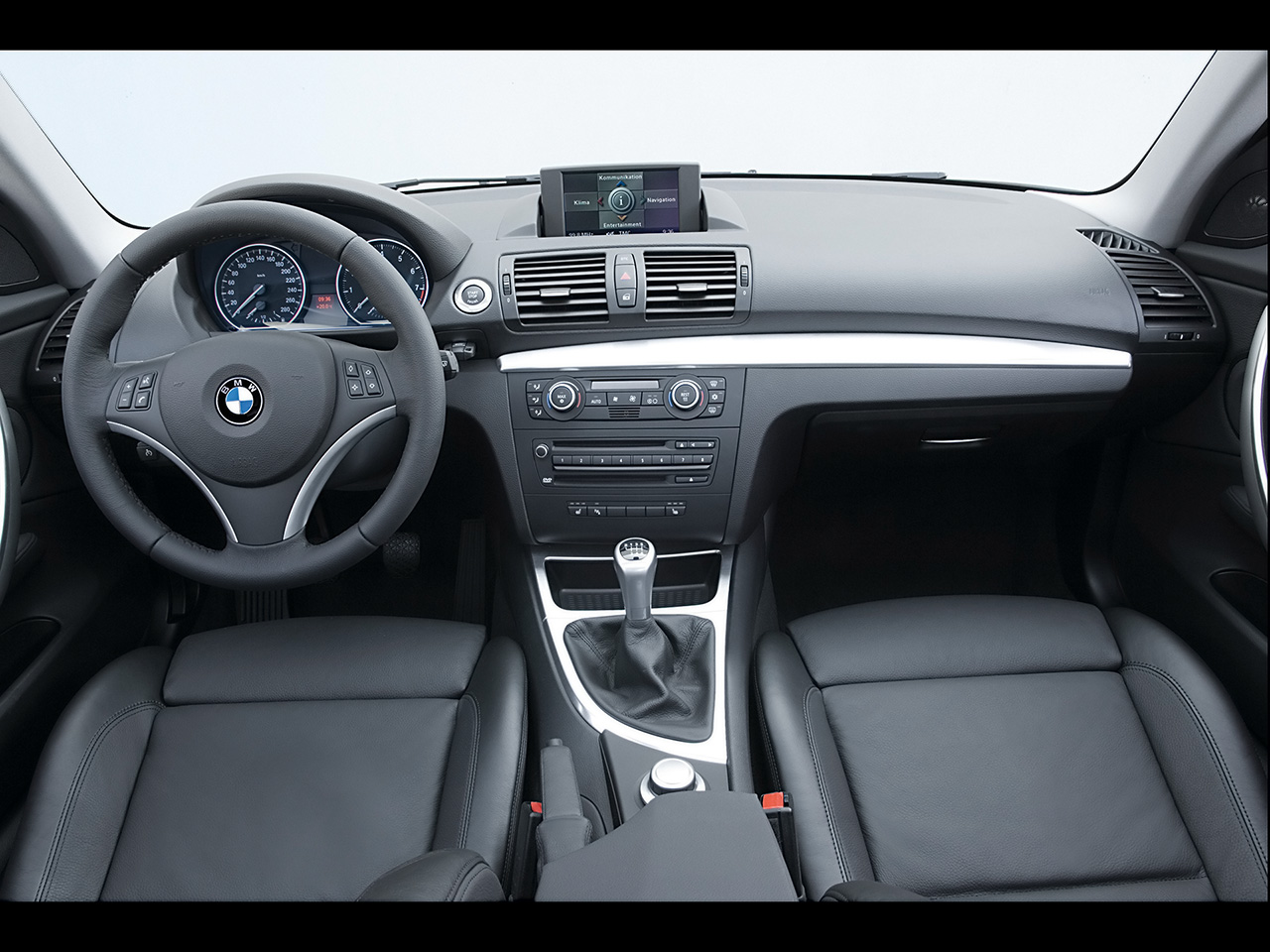 BMW 1 Series interior #3
