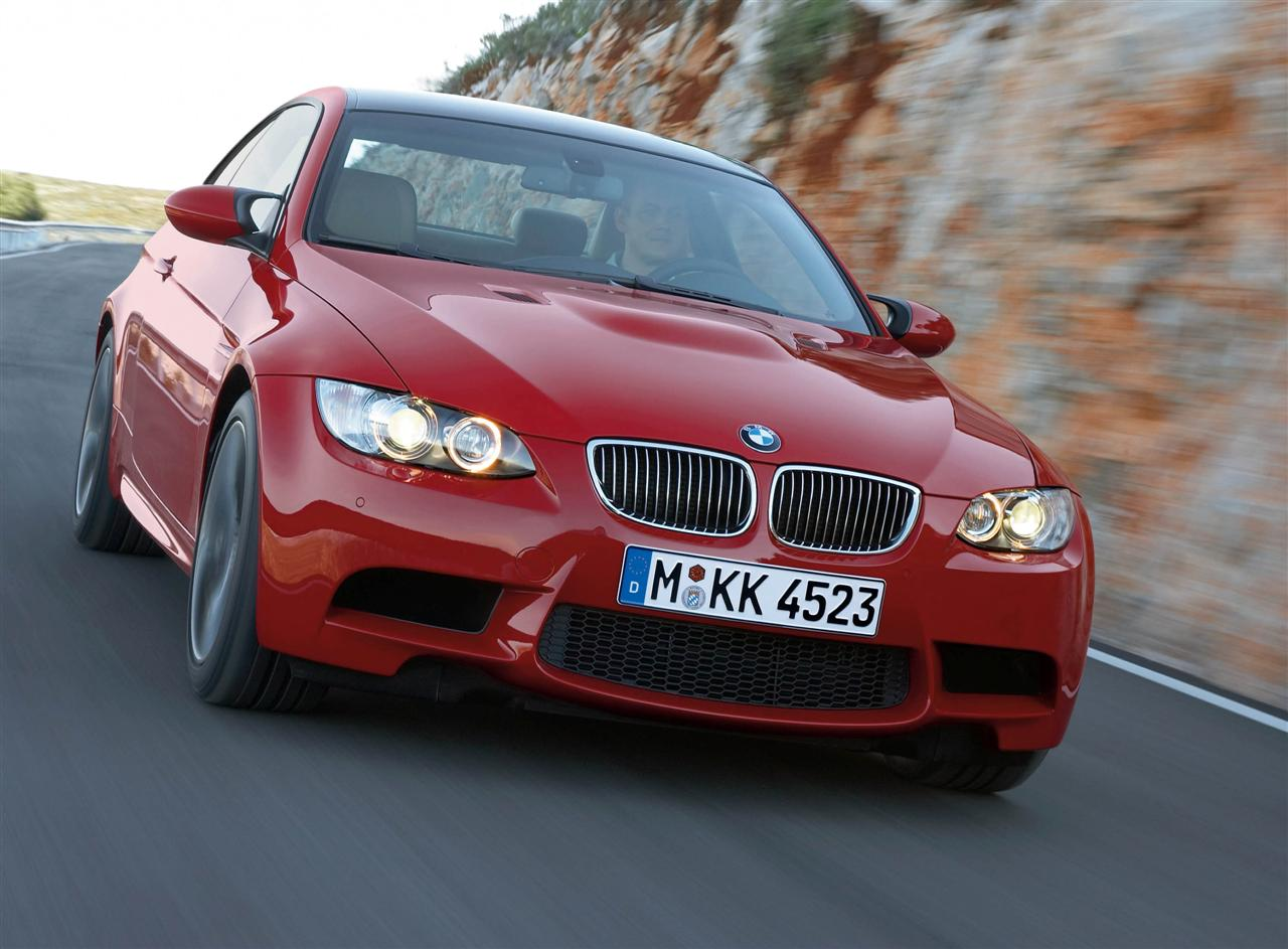 BMW 3 Series red #1
