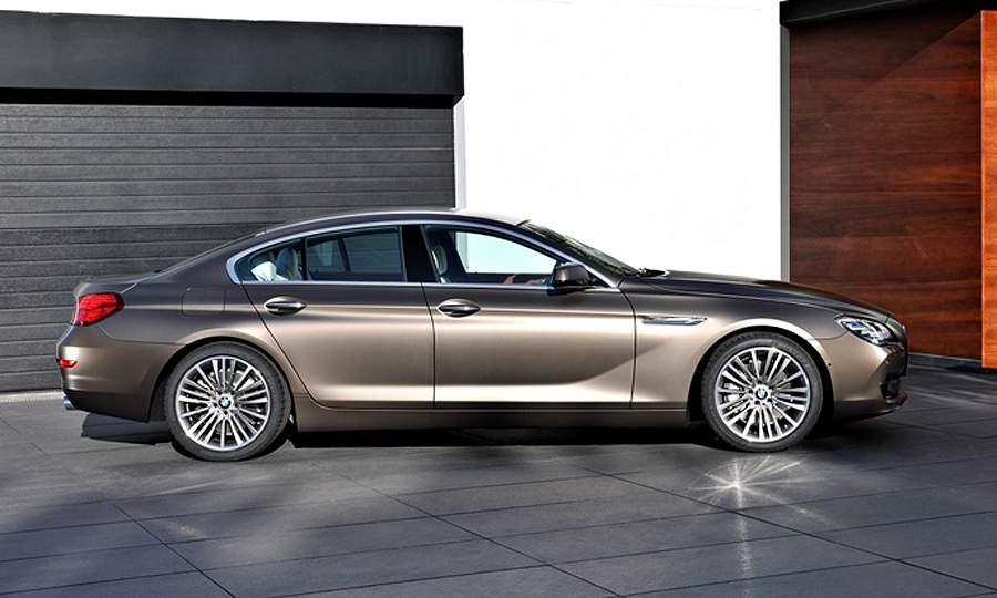 BMW 6 Series Gran Coupe #7