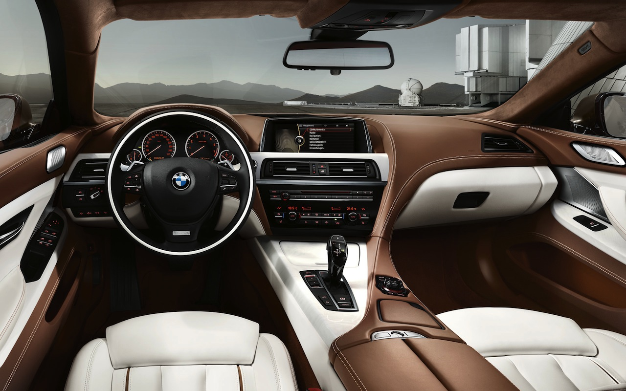 BMW 6 Series Gran Coupe #11