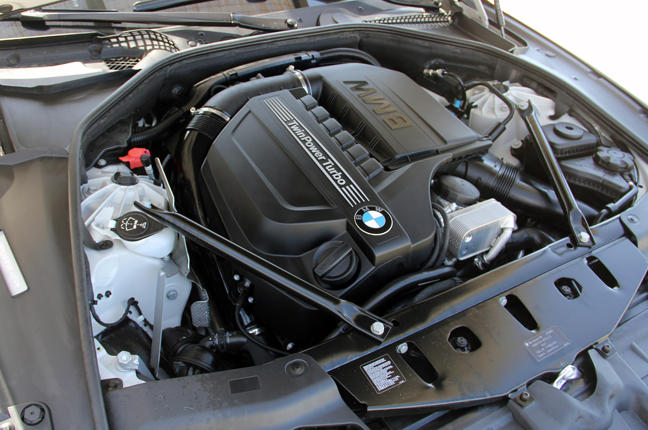 BMW 6 Series Gran Coupe engine #2