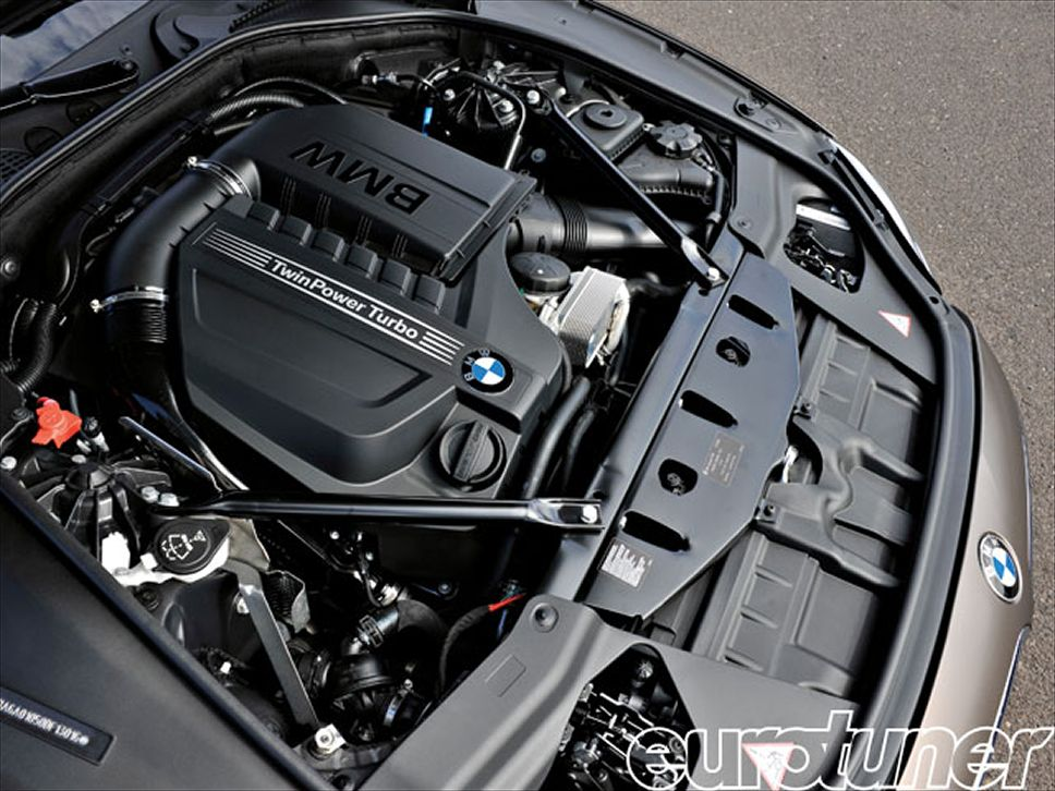 BMW 6 Series Gran Coupe engine #4