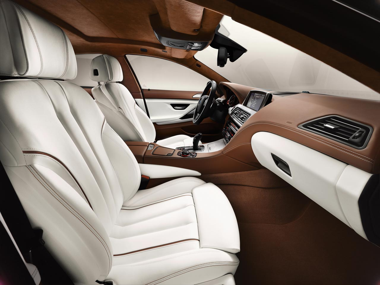 BMW 6 Series Gran Coupe interior #1