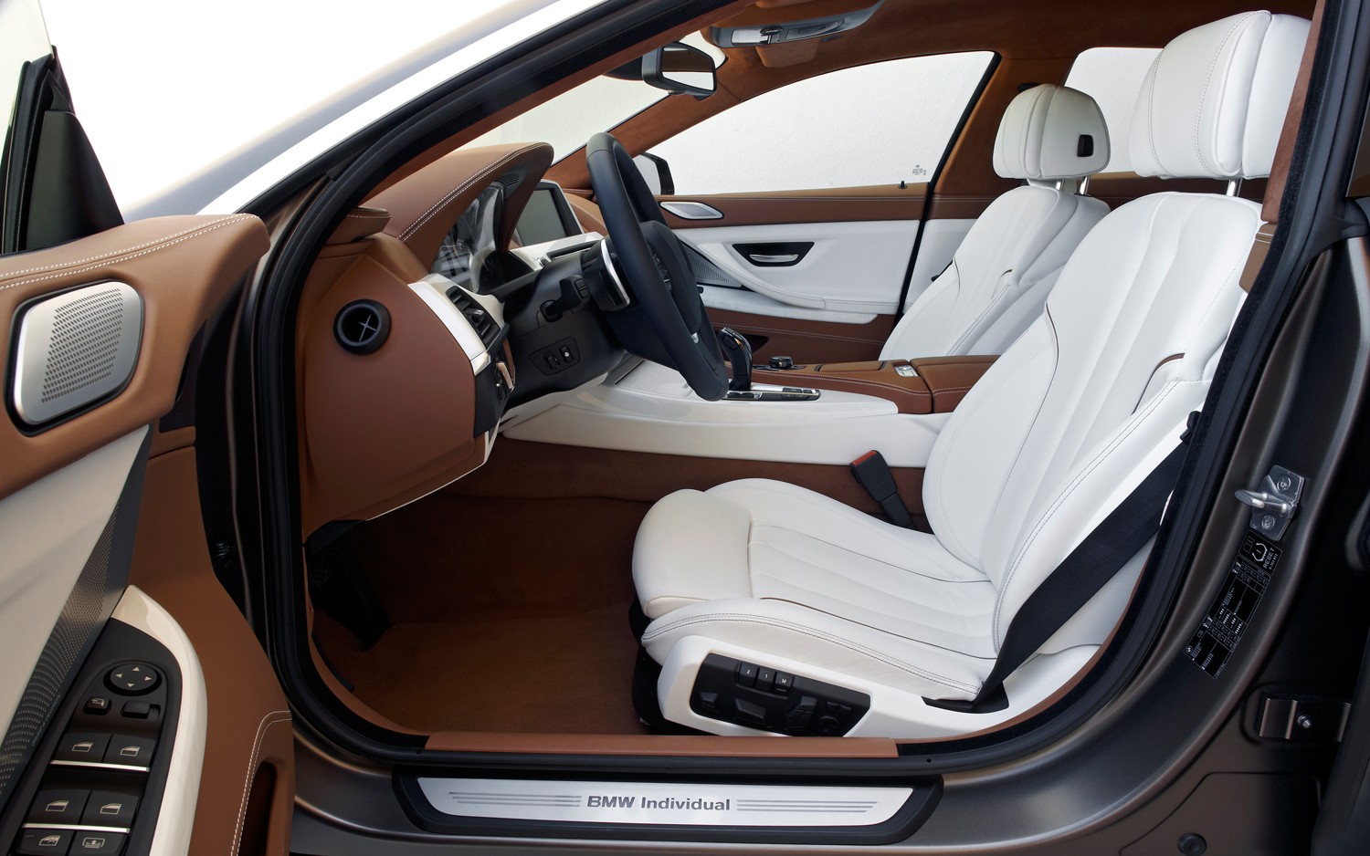 BMW 6 Series Gran Coupe interior #3