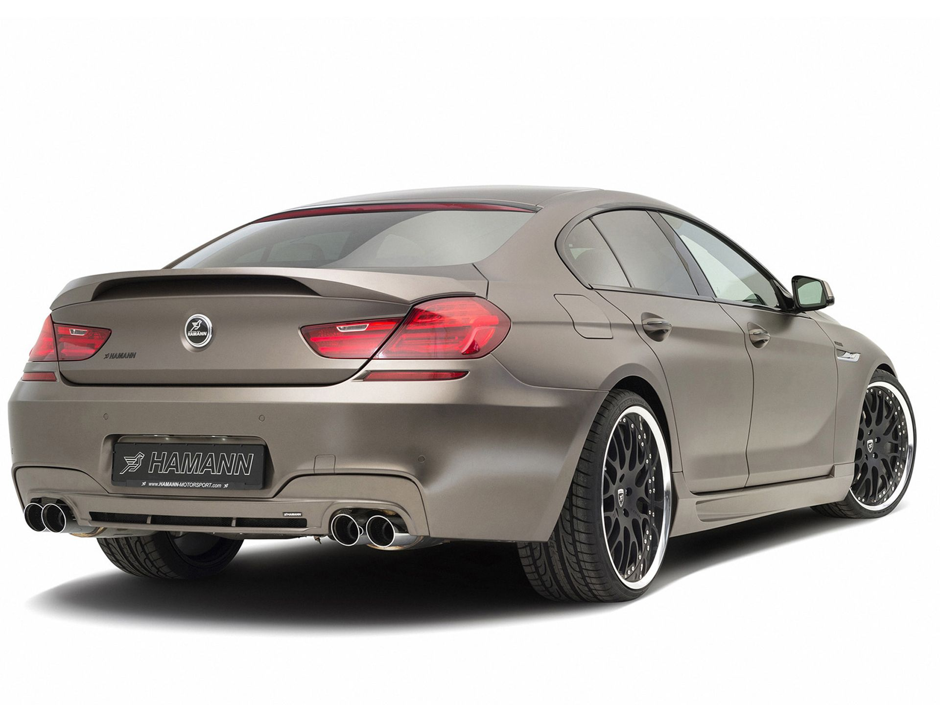 BMW 6 Series Gran Coupe wheels #2