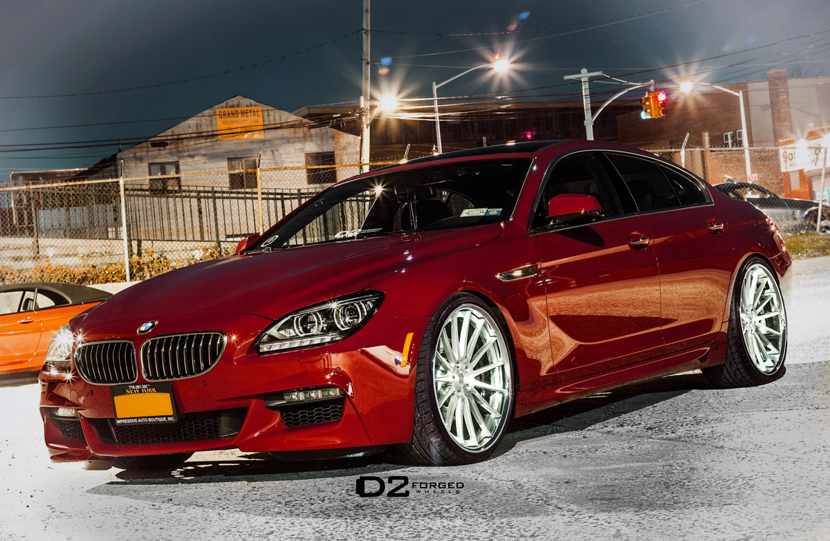 BMW 6 Series Gran Coupe wheels #3