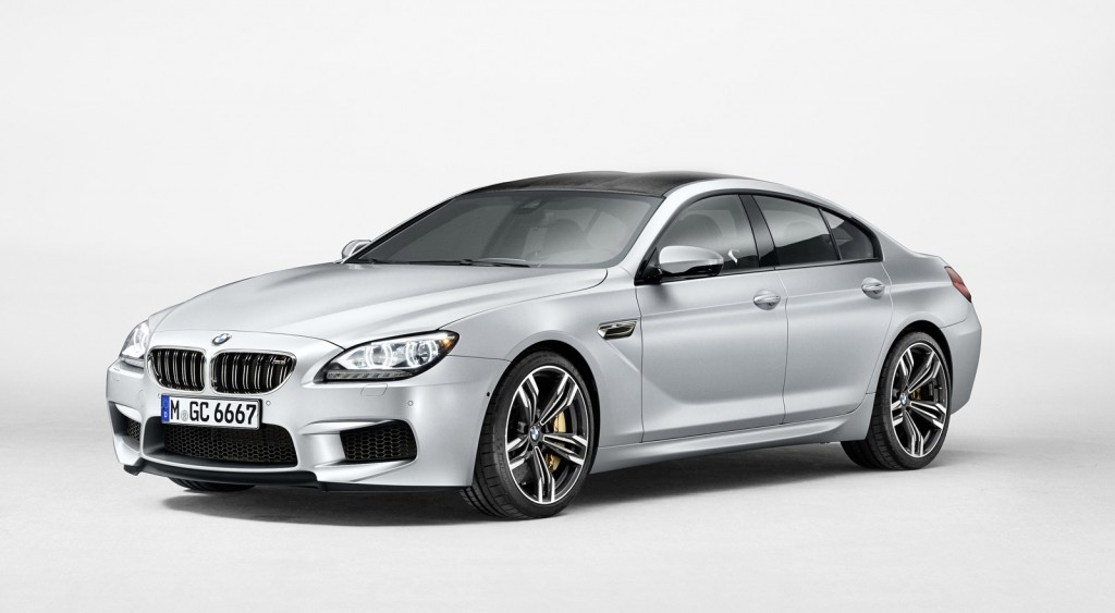 BMW 6 Series Gran Coupe white #4
