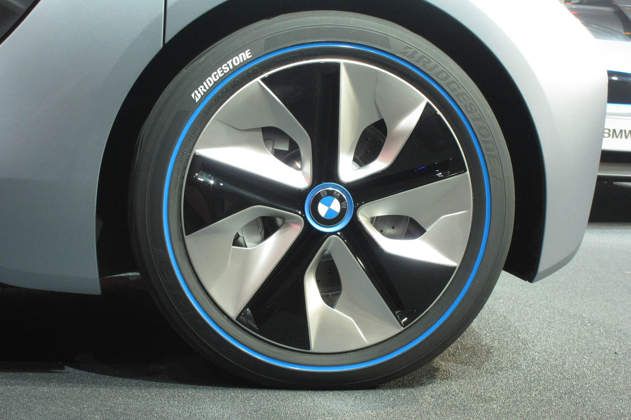 BMW i3 wheels #1