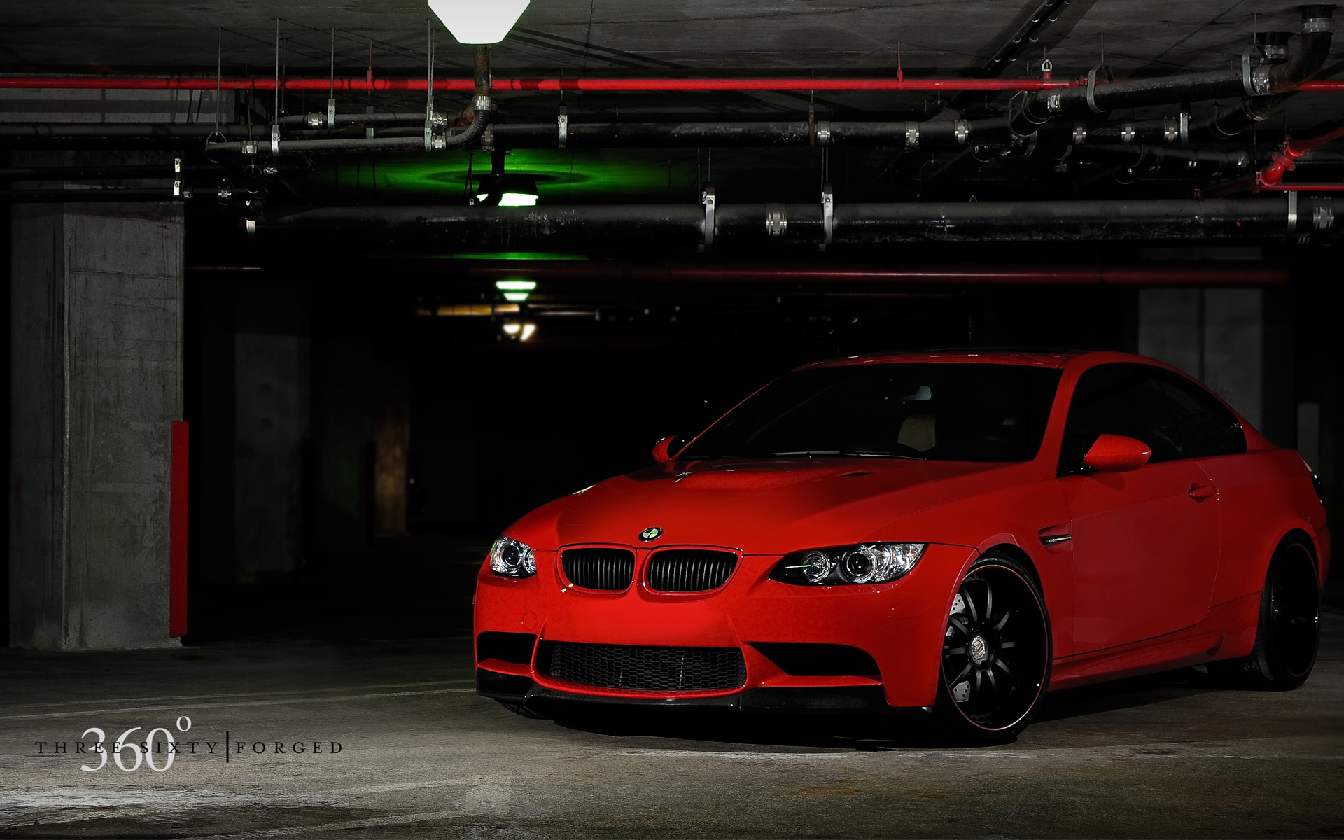 BMW M red #3