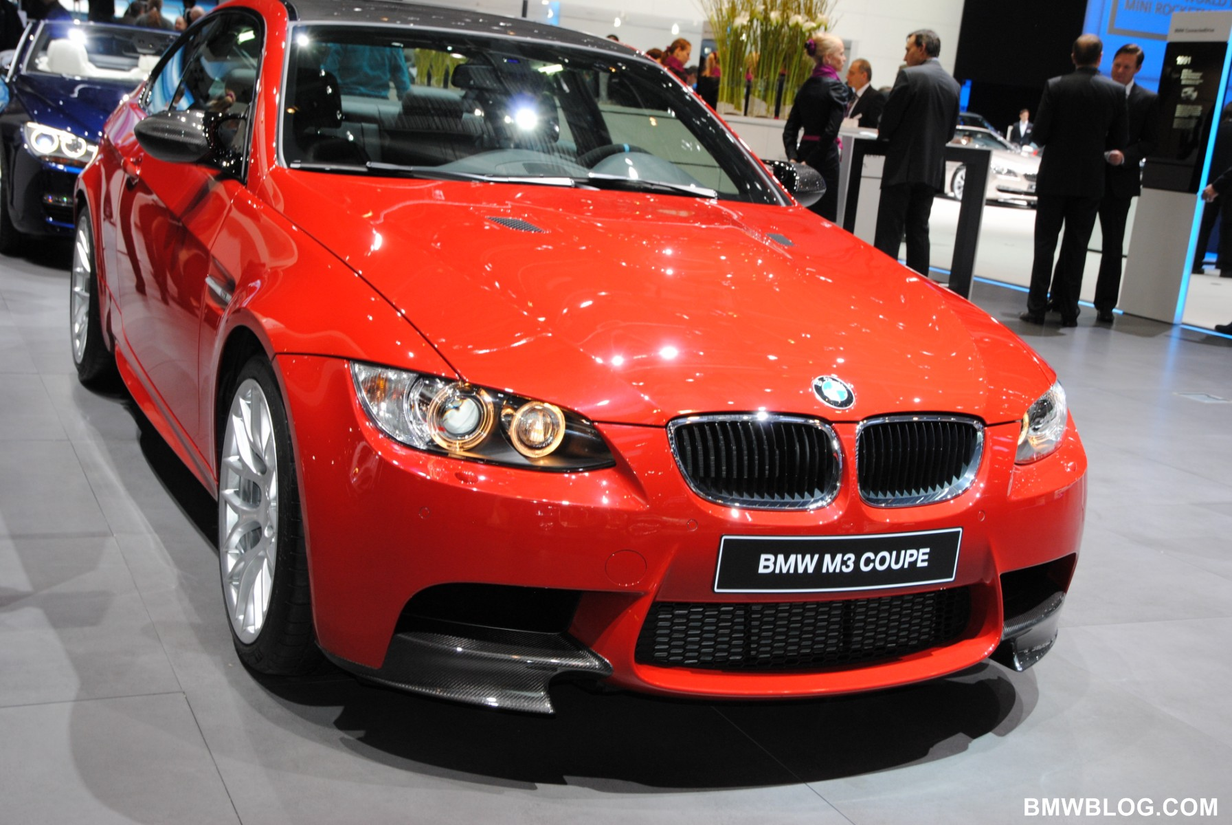 BMW M red #4