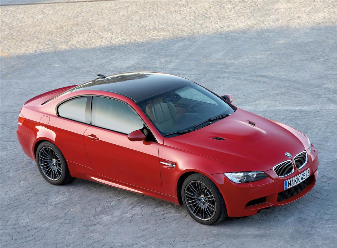 BMW M3 red #1