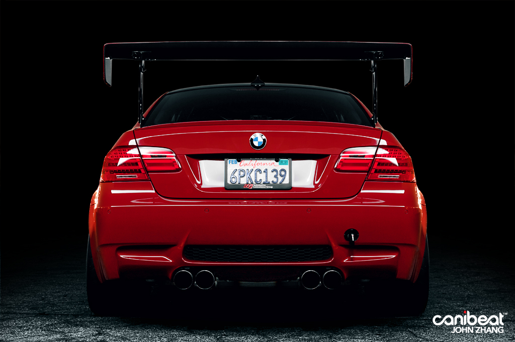 BMW M3 red #2