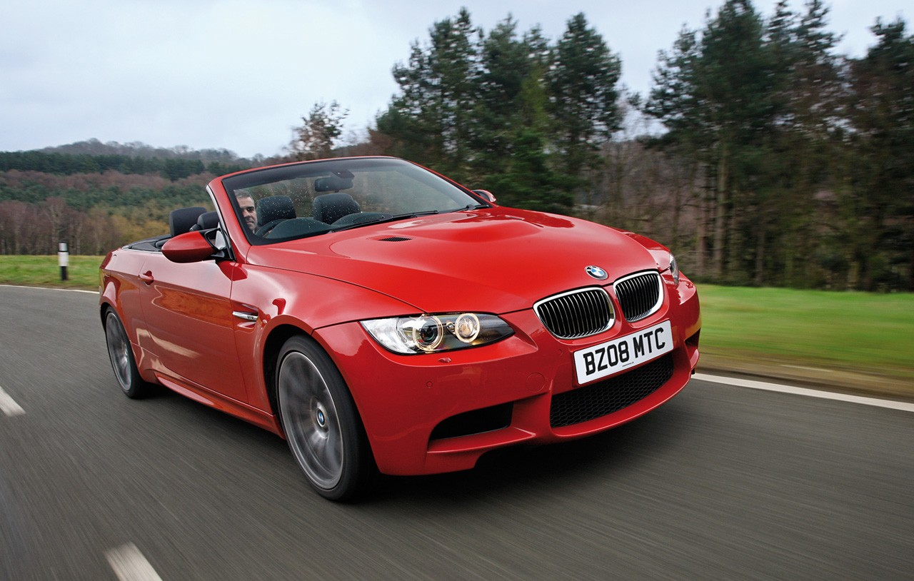 BMW M3 red #3
