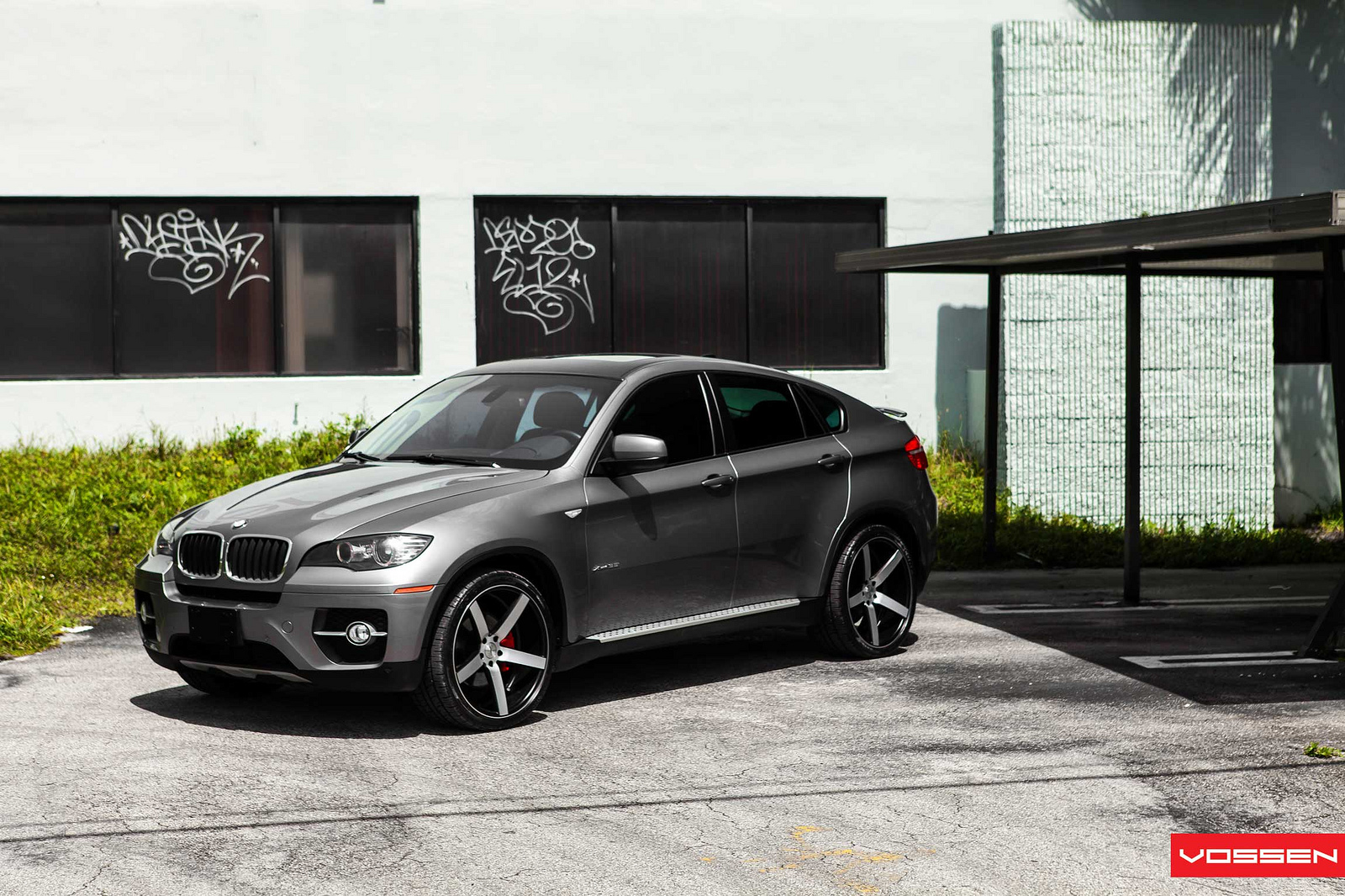 BMW X6 wheels #1