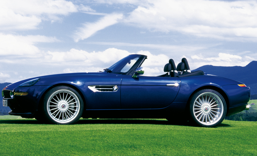 BMW Z8 wheels #2