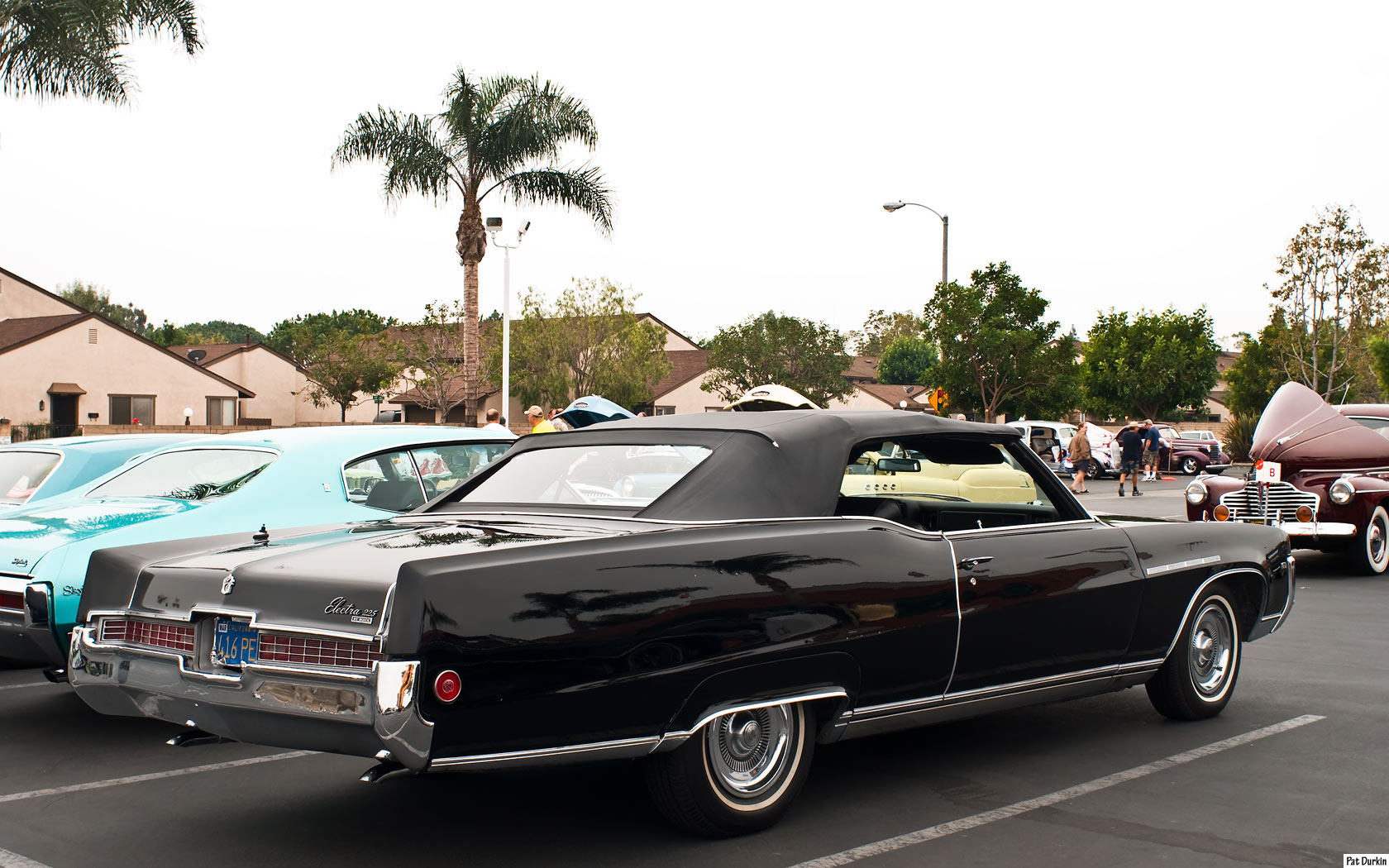 Buick Electra black #1