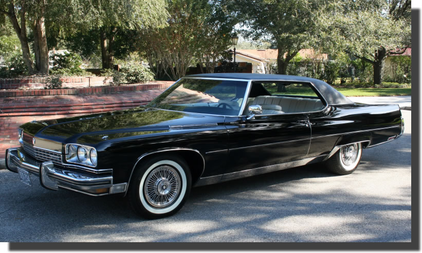 Buick Electra black #2