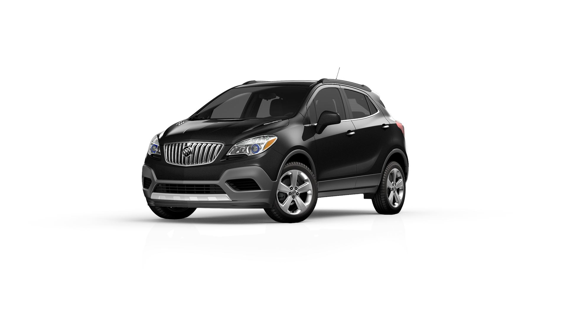 Buick Encore black #1