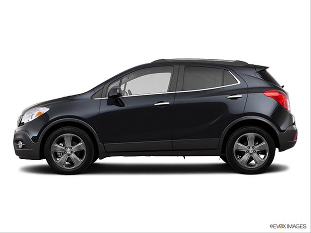 Buick Encore black #2