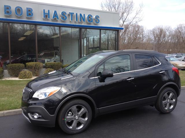 Buick Encore black #3