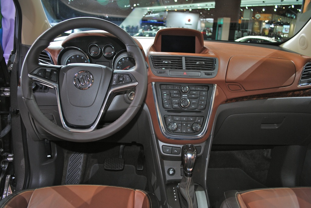 Buick Encore interior #2