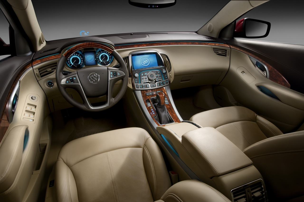 Buick LaCrosse red #4