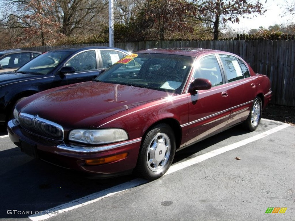 Buick Park Avenue red #4