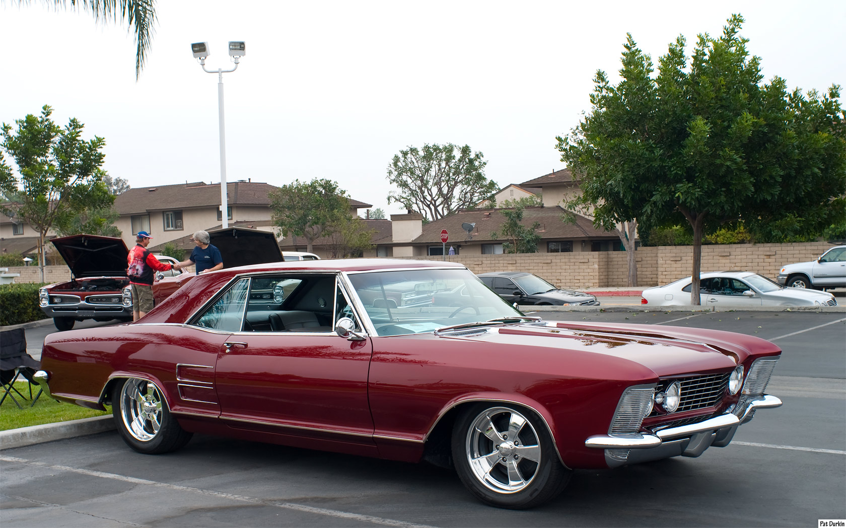 Buick Riviera red #3