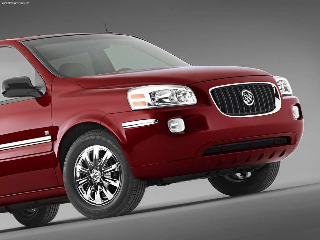 Buick Terraza red #1