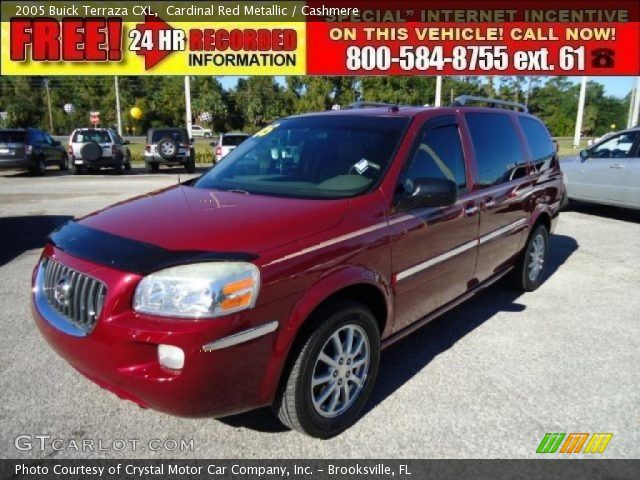Buick Terraza red #3