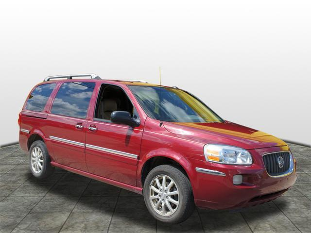 Buick Terraza red #6
