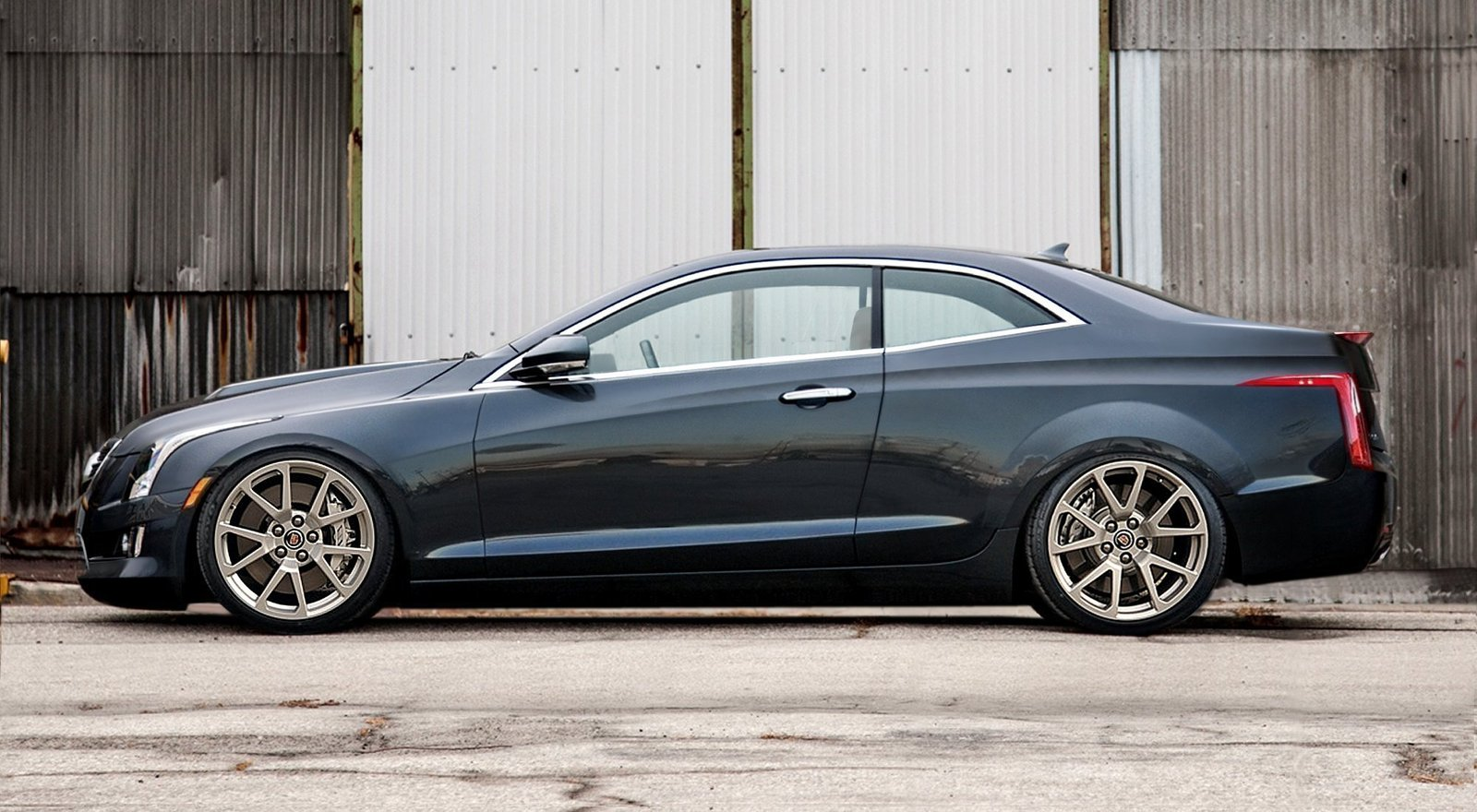 Cadillac Ats Coupe Price Modifications Pictures Autobibiki