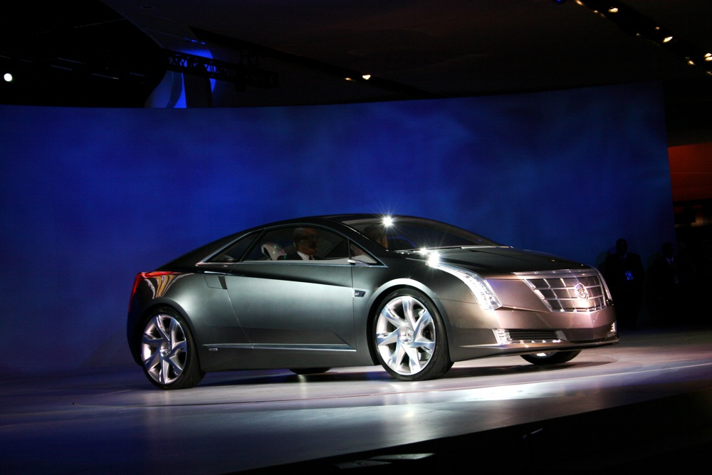 Cadillac ATS Coupe black #4