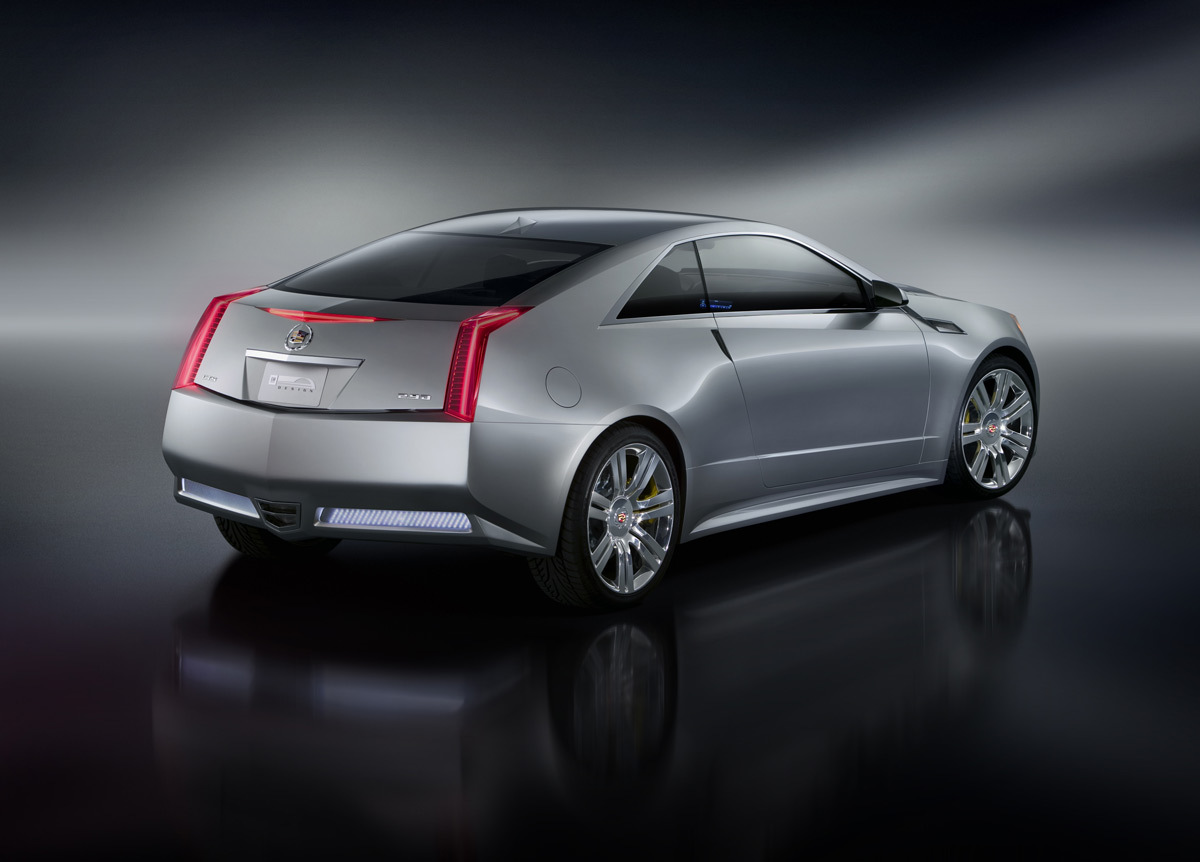 Cadillac ATS Coupe wheels #2