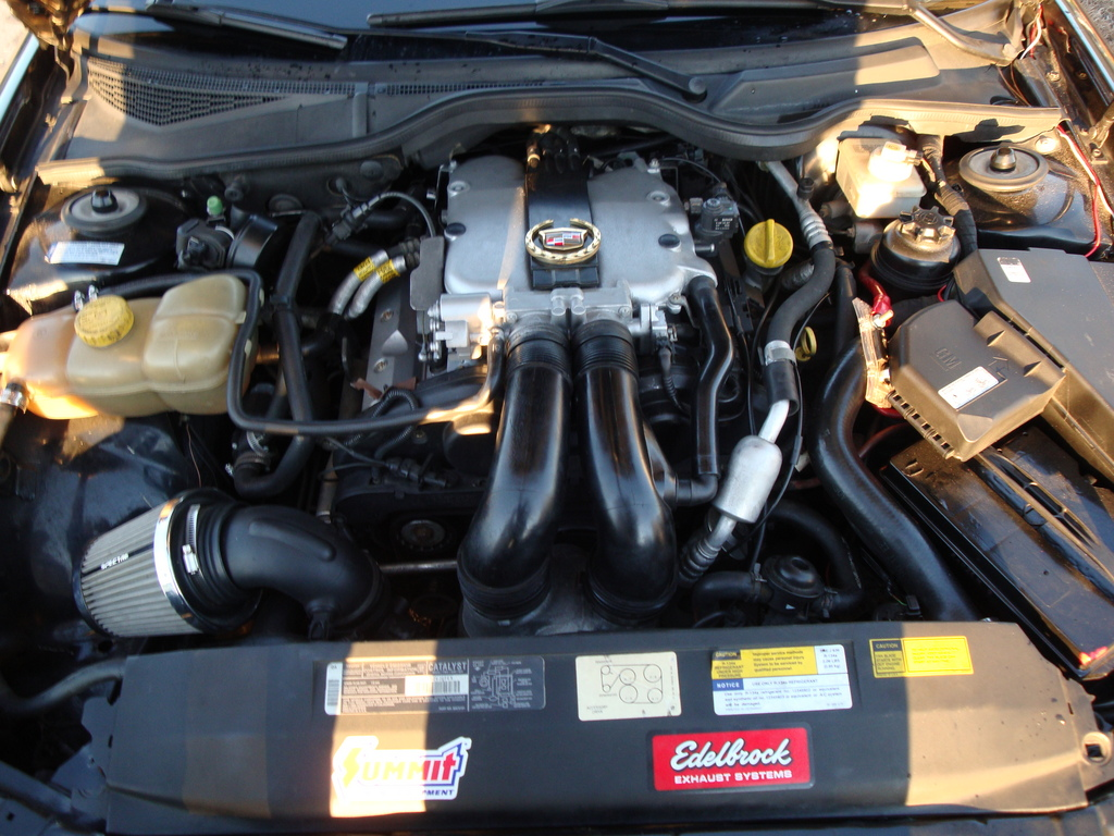 Cadillac Catera engine #2