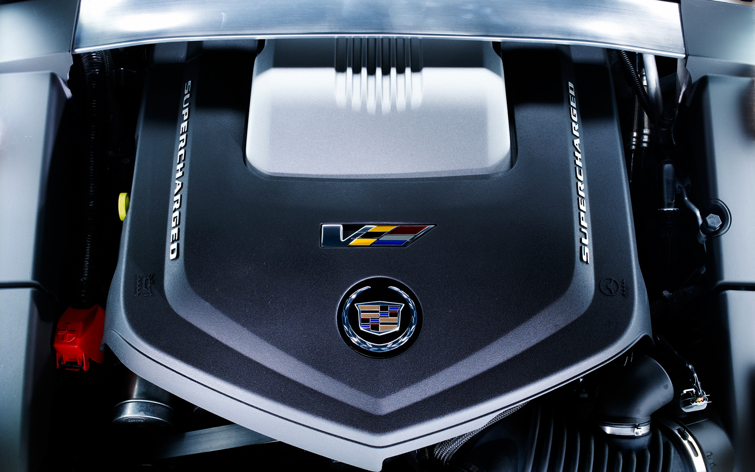 Cadillac CTS Coupe engine #4