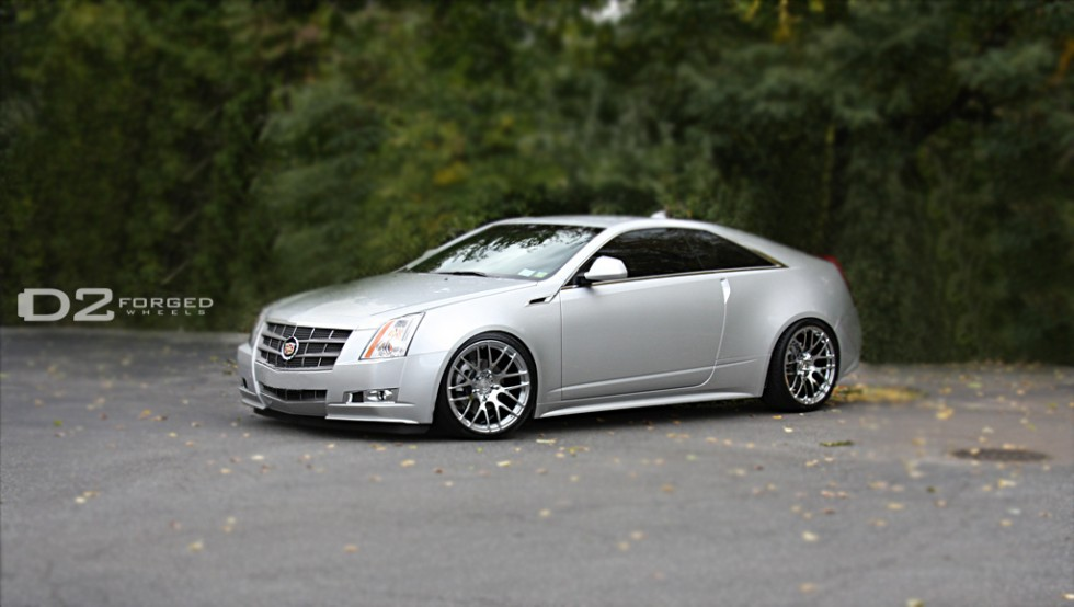 Cadillac CTS Coupe wheels #1