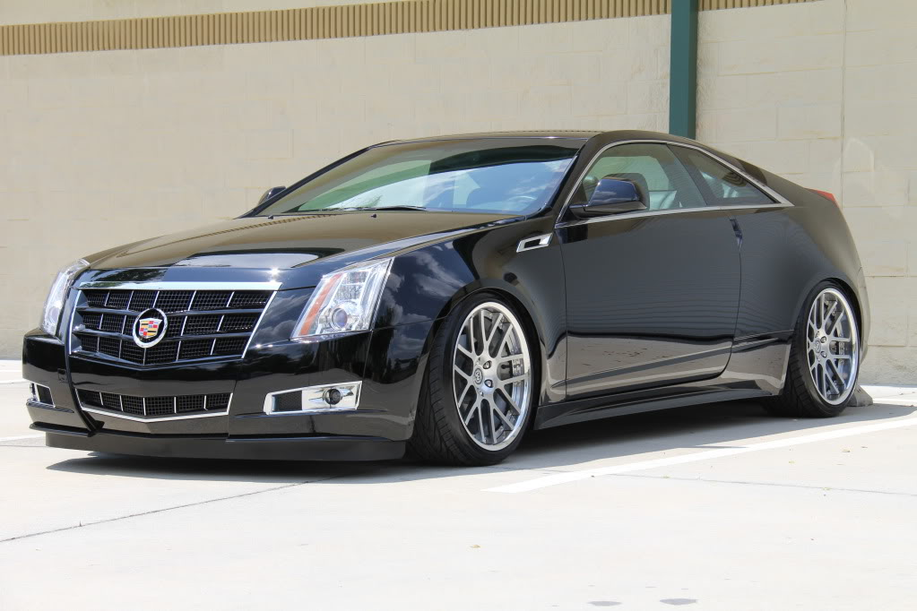 Cadillac CTS Coupe wheels #2