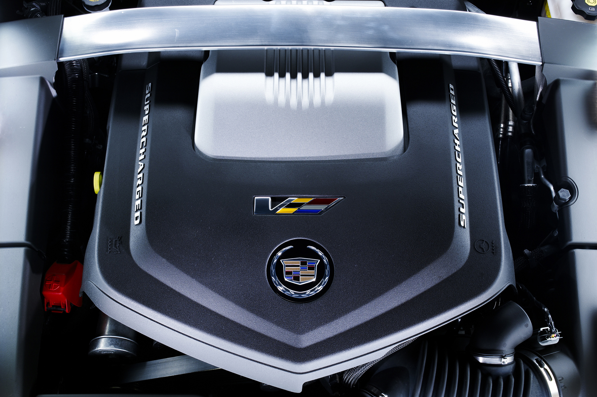 Cadillac CTS-V Wagon engine #4