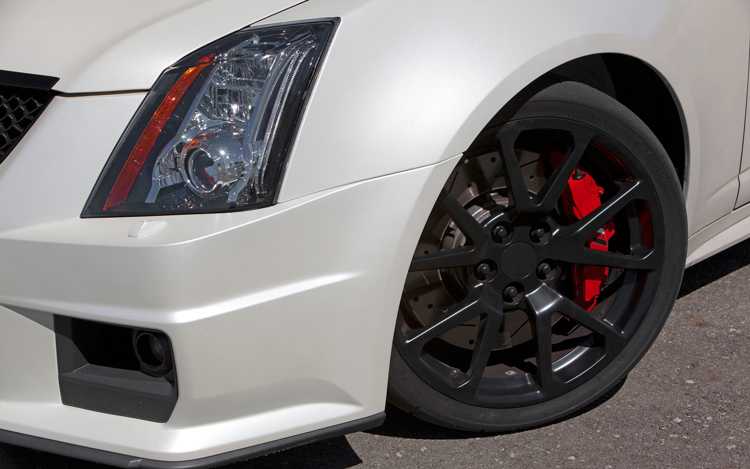 Cadillac CTS-V Wagon wheels #3