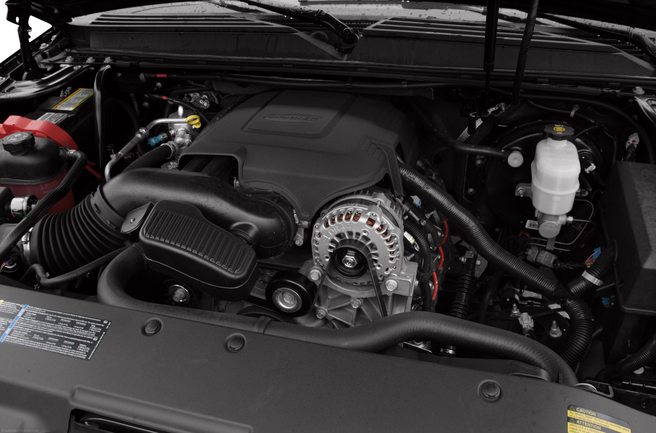 Cadillac Escalade EXT engine #3