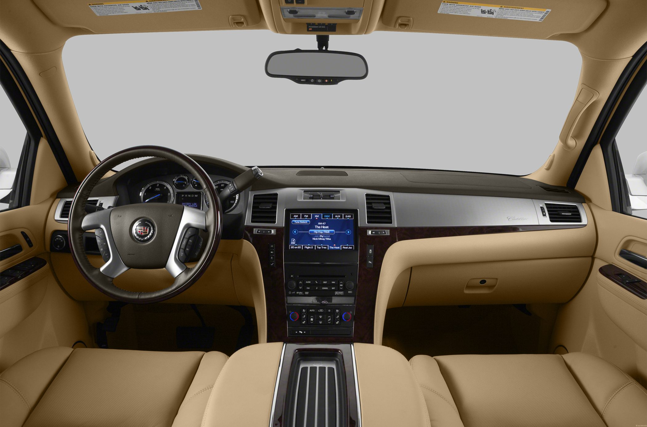 Cadillac Escalade EXT interior #3