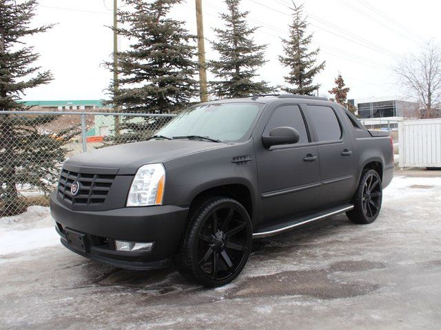 Cadillac Escalade EXT wheels #2