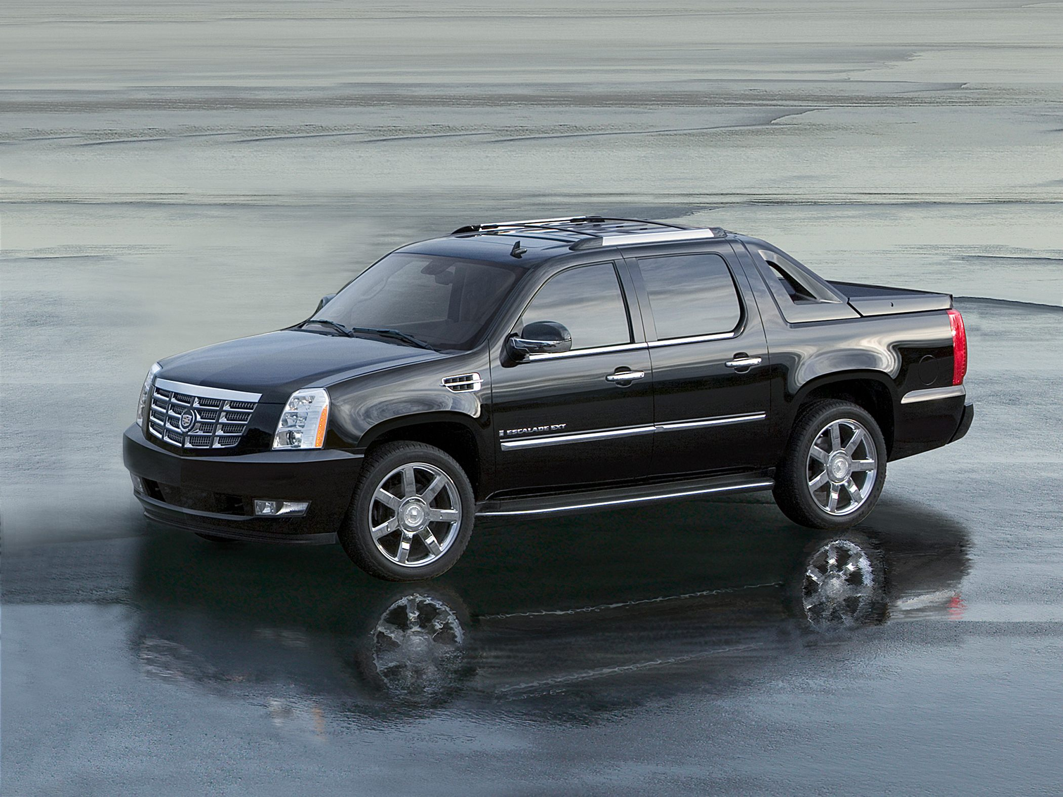 Cadillac Escalade EXT wheels #4